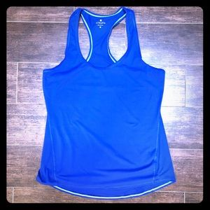 Blue Athleta Tank